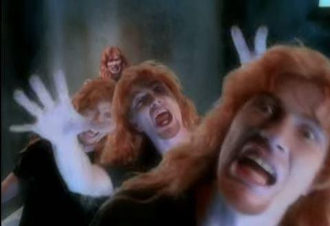 "Videografía Rock: ""Sweating Bullets""- Megadeth"