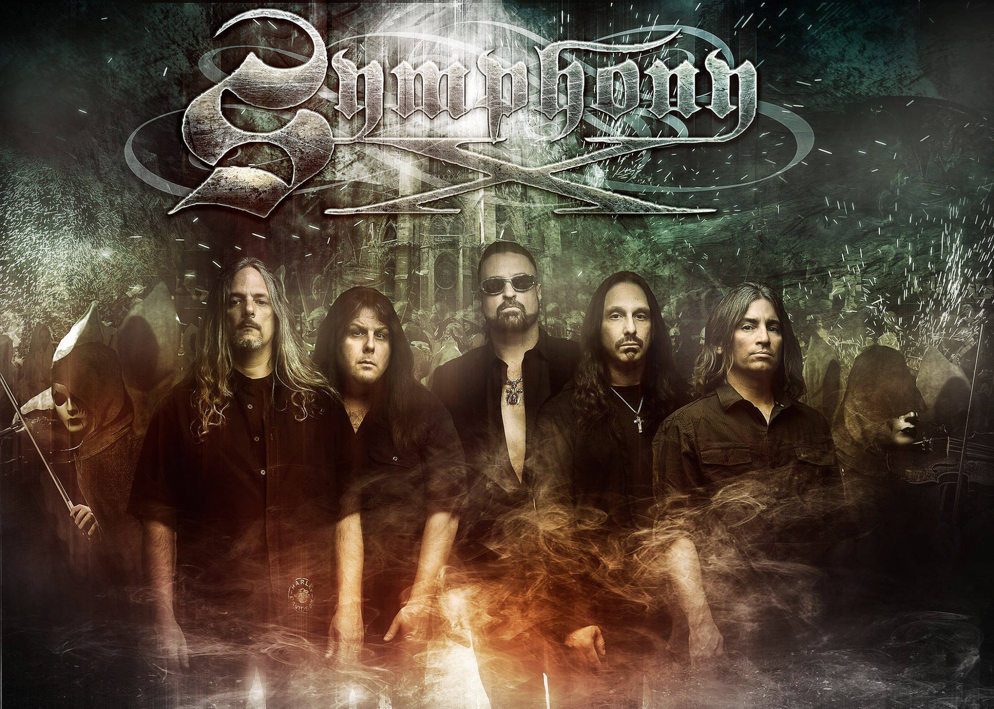 Symphony X regresa a Chile en julio para presentar su tour Odyssey Through the Underworld