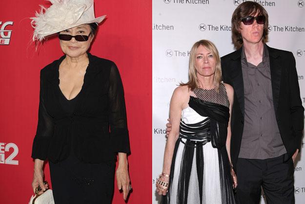 Yoko Ono lanza álbum con miembros de Sonic Youth