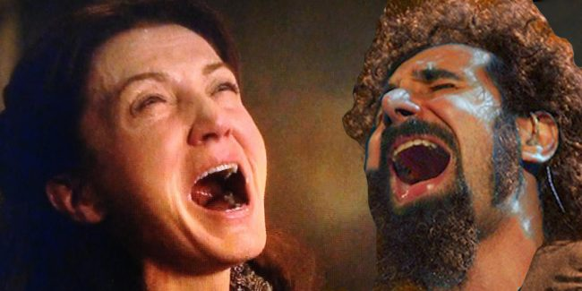"Serj Tankian se luce cantando una versión de ""The Rains of Castamere"" del soundtrack oficial de Game of Thrones"