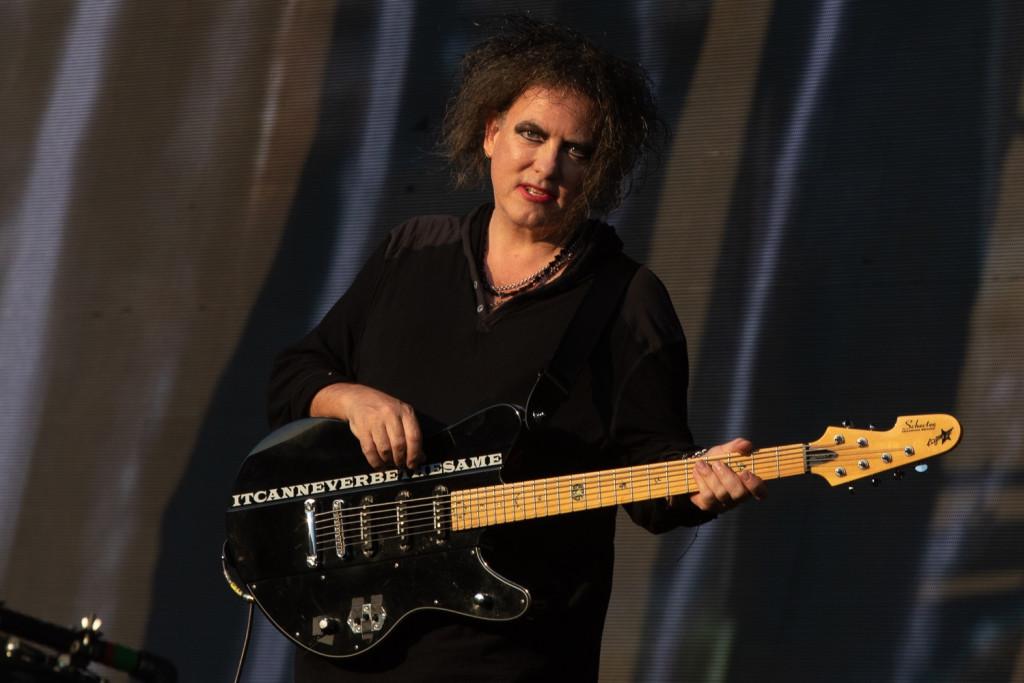 "Finalmente The Cure interpretó ""Disintegration"" en vivo de principio a fin"