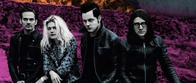 The Dead Weather vuelve en septiembre con 'Dodge & Burn', su nuevo álbum de estudio