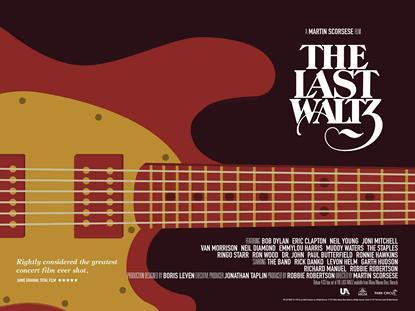 Ciclo Scorsese y el rock: The Last Waltz, el documental que debe verse a todo volumen