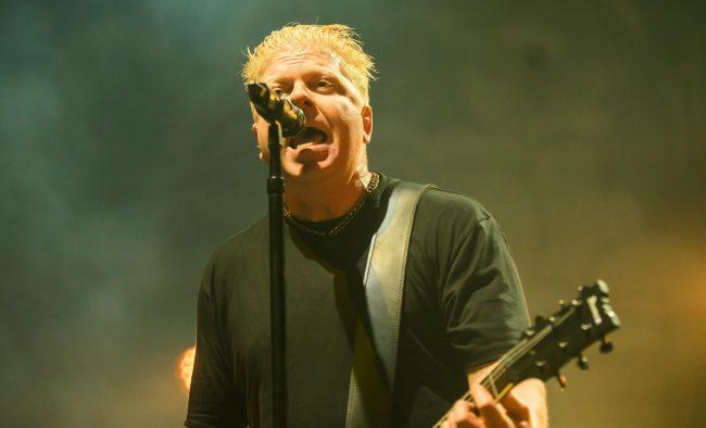 The Offspring en Chile: Cuando las canciones son más fuertes