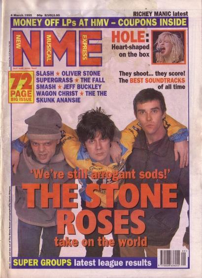 The Stone Roses firma acuerdo para grabar dos nuevos discos