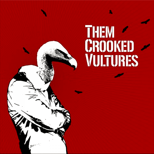 Disco Inmortal: Them Crooked Vultures (2009)