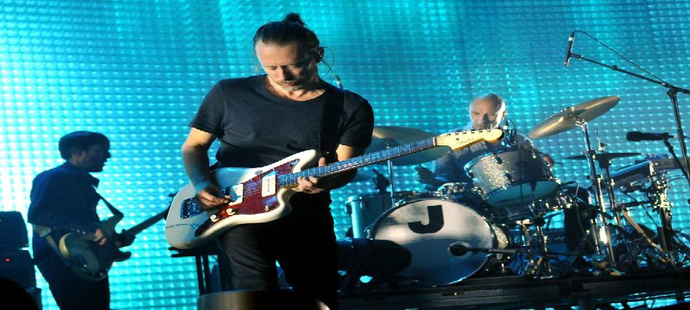 Mira el concierto de Radiohead completo en Multicam de la presentación de su nuevo disco en Amsterdam