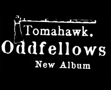 """Escucha """"Oddfellows"""", otra canción del nuevo álbum de Tomahawk"""