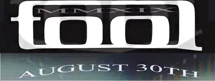 Ya es oficial: Tool fija fecha de salida para su nuevo álbum de estudio
