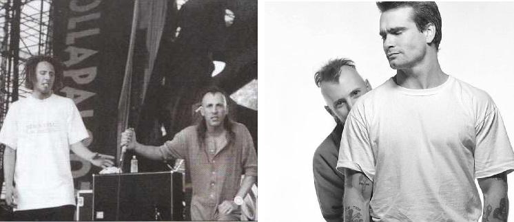 """""""Bottom"""": El día que Henry Rollins y Zack de la Rocha colaboraron con Tool"""