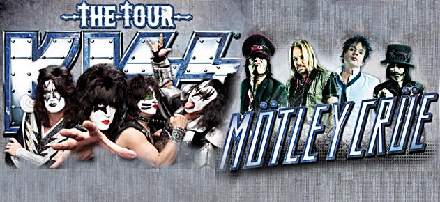 ¡Kiss y Motley Crüe anuncian un gran tour juntos!