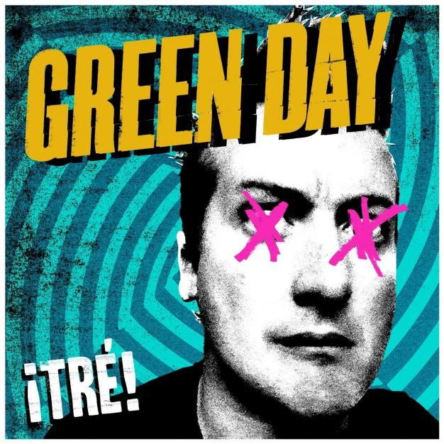 """Escucha en línea """"!Tré!"""", el nuevo disco de Green Day"""