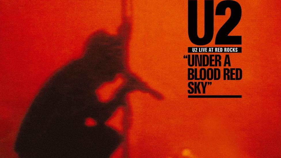 """Conciertos que hicieron historia: U2- """"Live at Red Rocks: Under a Blood Red Sky"""" (1983)"""