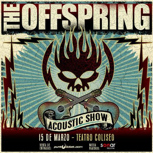 The Offspring realizará show acústico en Chile