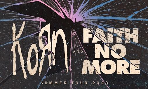 Korn y Faith No More anuncian una extensa gira juntos