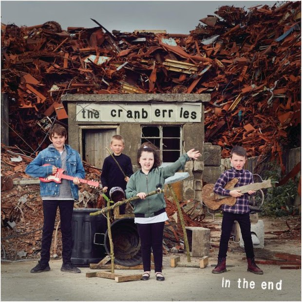 in the end the cranberries