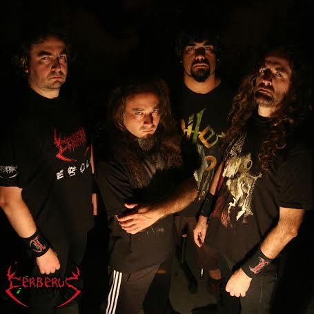 """Cerberus en Metal Fest  y su promesa de vieja escuela: """"dispararemos riffs a diestra y siniestra"""""""