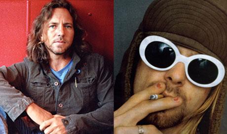 PJ20, y el conflicto Eddie Vedder v/s Kurt Cobain
