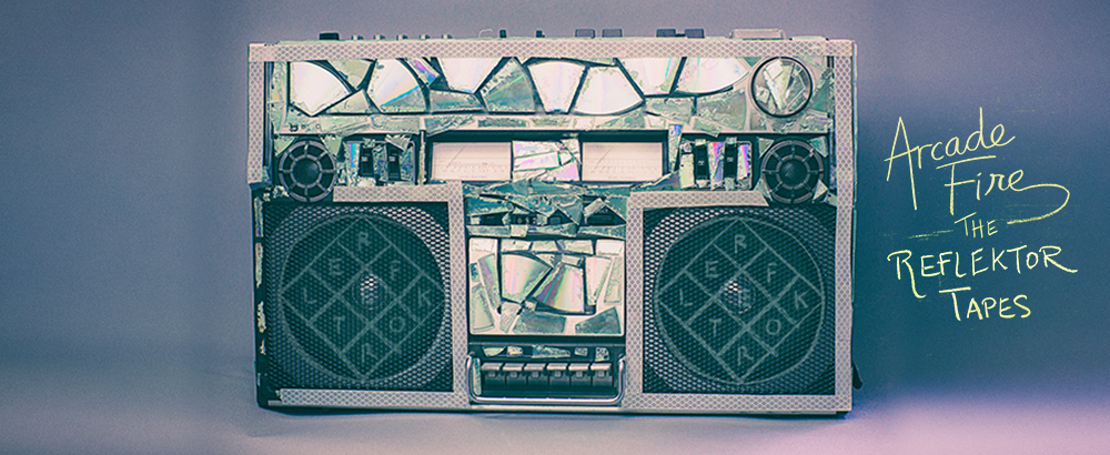 Arcade Fire: The Reflektor Tapes: Sobredosis experimental