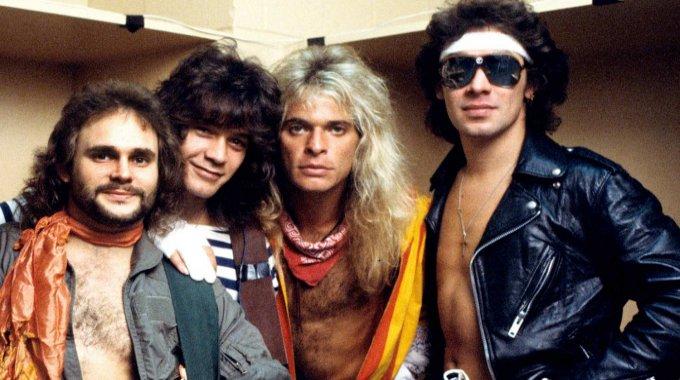 Publicarán nuevo libro biográfico de Van Halen