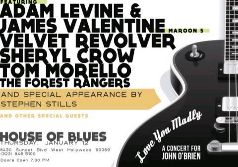 Velvet Revolver se reúne junto a Scott Weiland para rendir concierto de homenaje