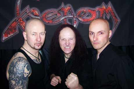 Venom cancela presentación en The Metal Fest, productora ya busca un reemplazante