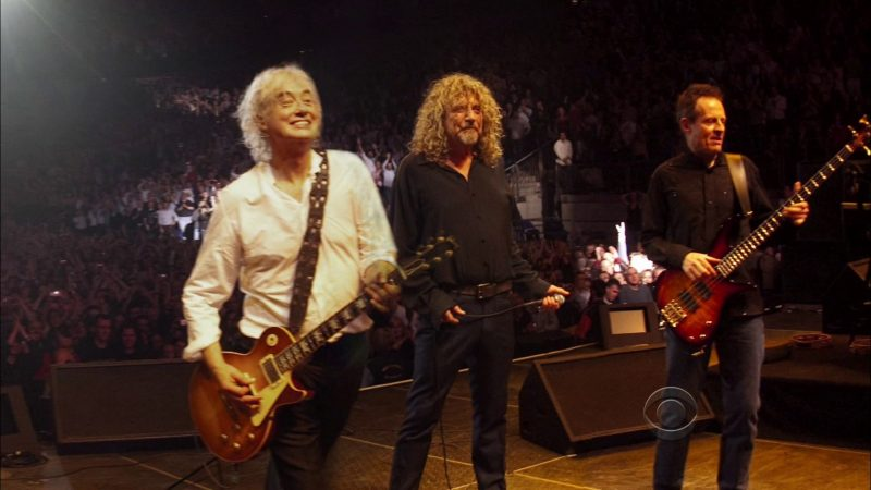 "Led Zeppelin transmitirá vía streaming ""Celebration Day"", su gran show de reunión de 2007"