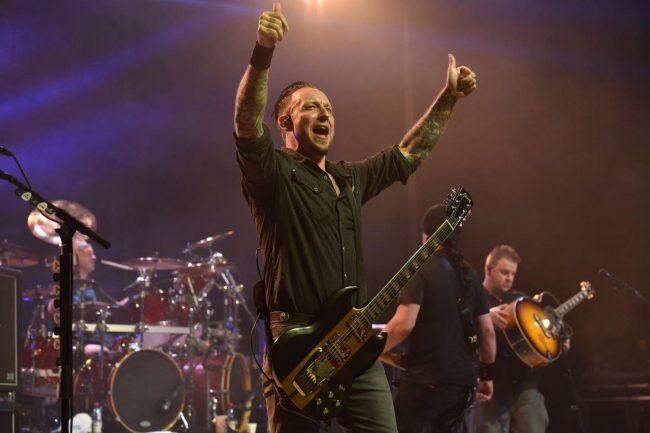 Volbeat en Chile: Un show por la reivindicación