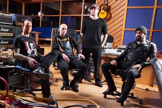 Volbeat anuncia nuevo disco junto al ex-Anthrax Rob Caggiano
