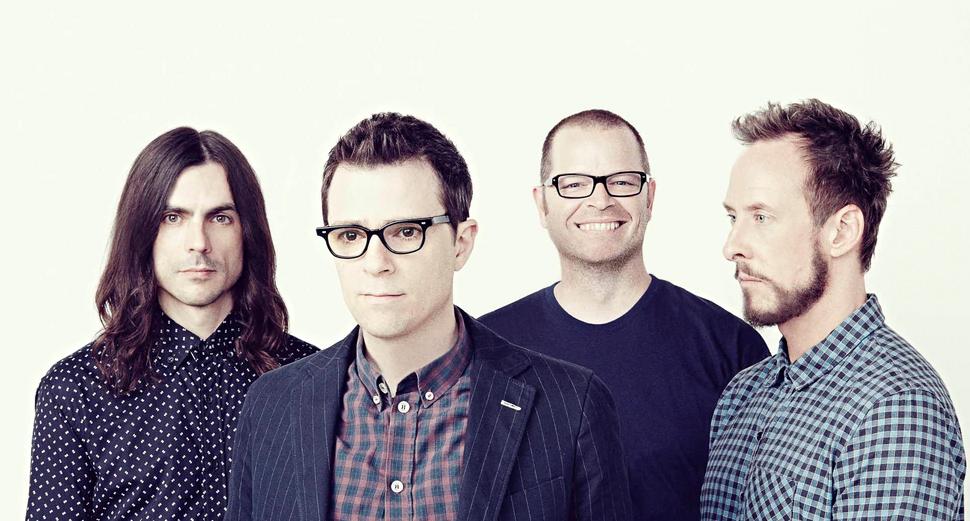 Concurso: gana entradas para Weezer en Chile