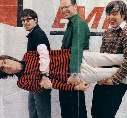 """Weezer estrena su primera canción en 3 años: escucha """"Back to the Shack"""""""