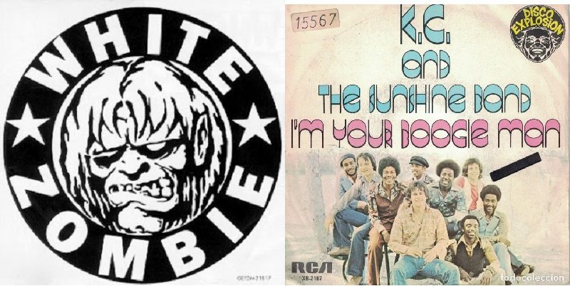 "2×1: ""I'm Your Boogie Man"" KC & the Sunshine Band vs. White Zombie"