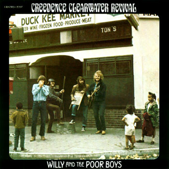 Disco Inmortal: Creedence Clearwater Revival – Willy and the Poor Boys (1969)