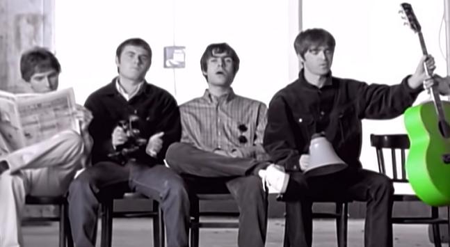 """Cancionero Rock: """"Wonderwall"""" – Oasis (1995)"""
