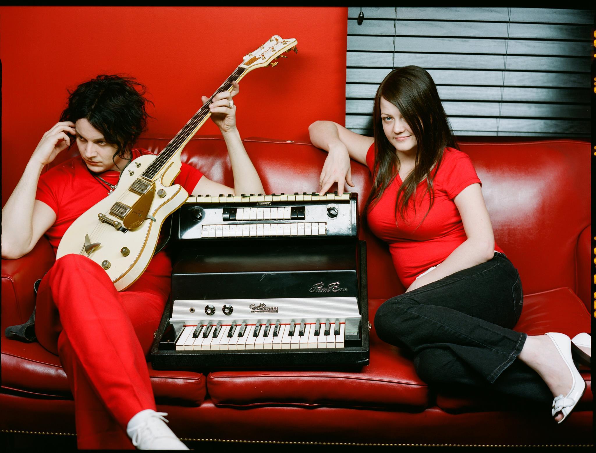 The White Stripes lanzan álbum y DVD en vivo de su show en Sudamérica el 2005