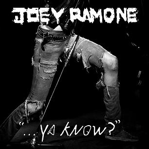 """Escucha completo """"…Ya Know?"""", el disco póstumo de Joey Ramone"""