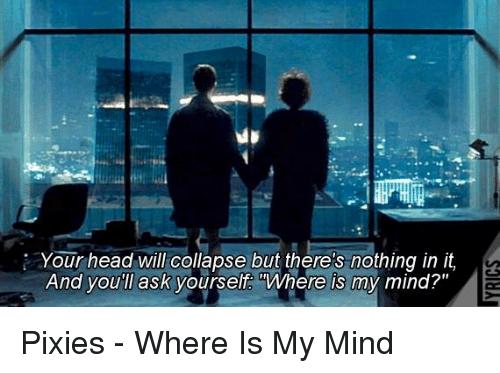 "Cancionero Rock: ""Where Is My Mind?"" – Pixies (1988)"